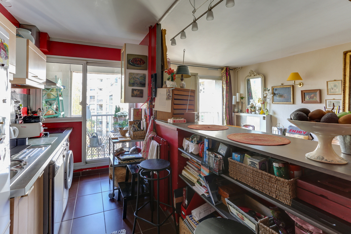 Paris Appartement Photo 4