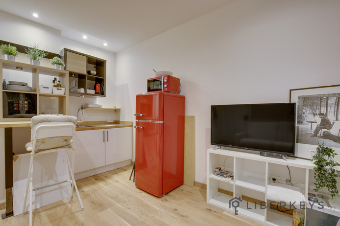 Paris Appartement Photo 2