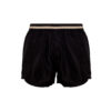 Linda Raff Collection -BEACHWEAR MEN SEGUI BLACK