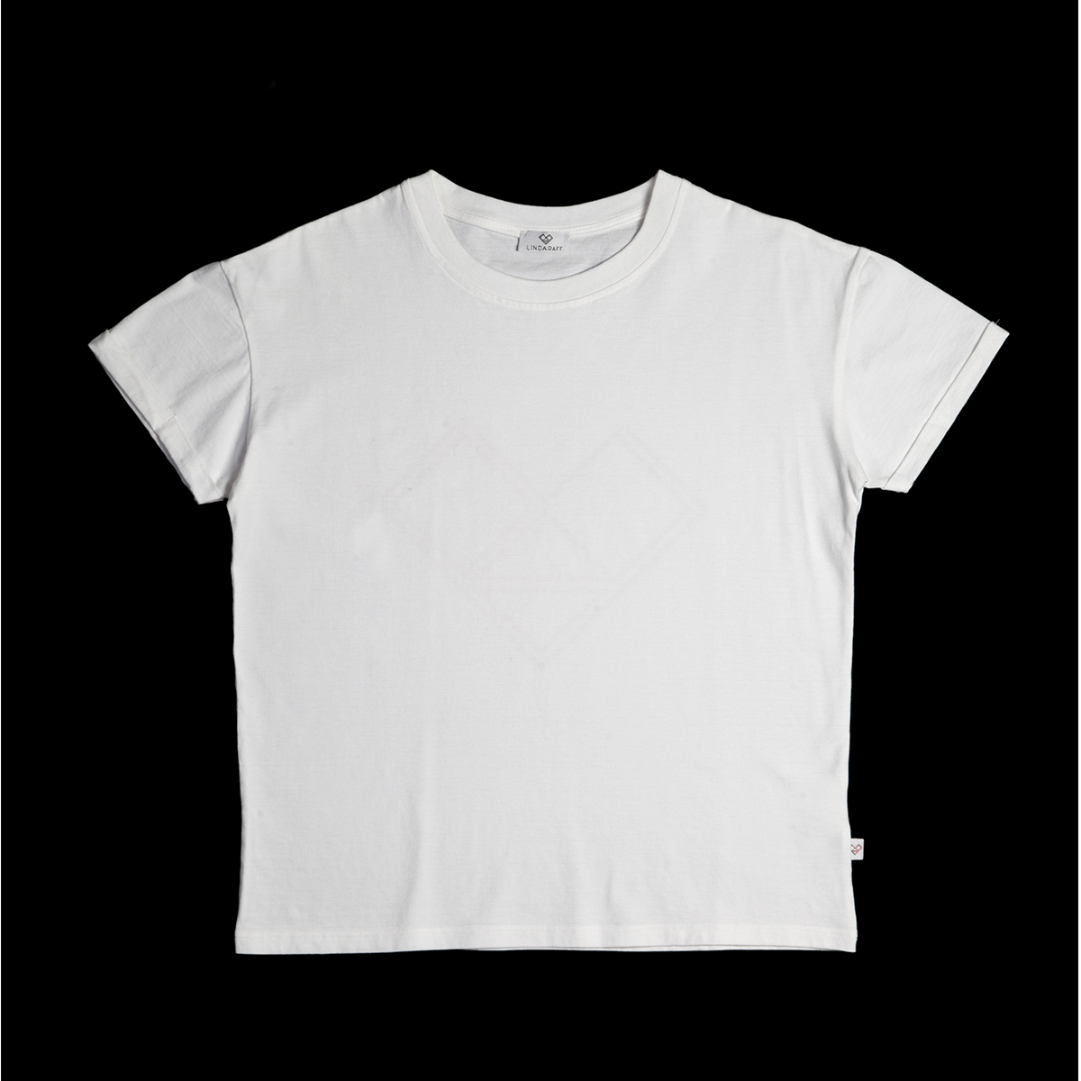 Linda Raff Collection -T-Shirt BERNI White