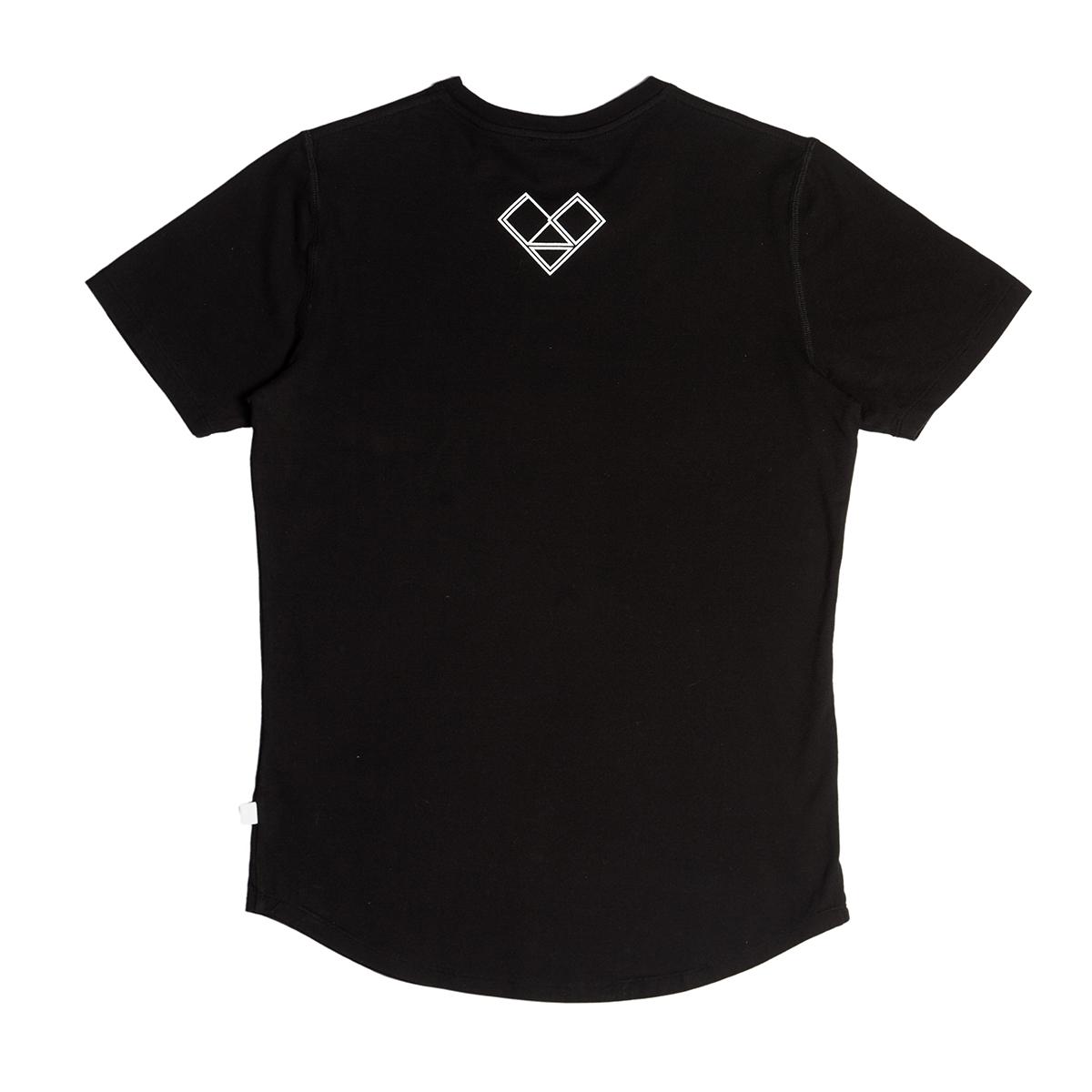 Linda Raff Collection -T-Shirt E-SABATO Black
