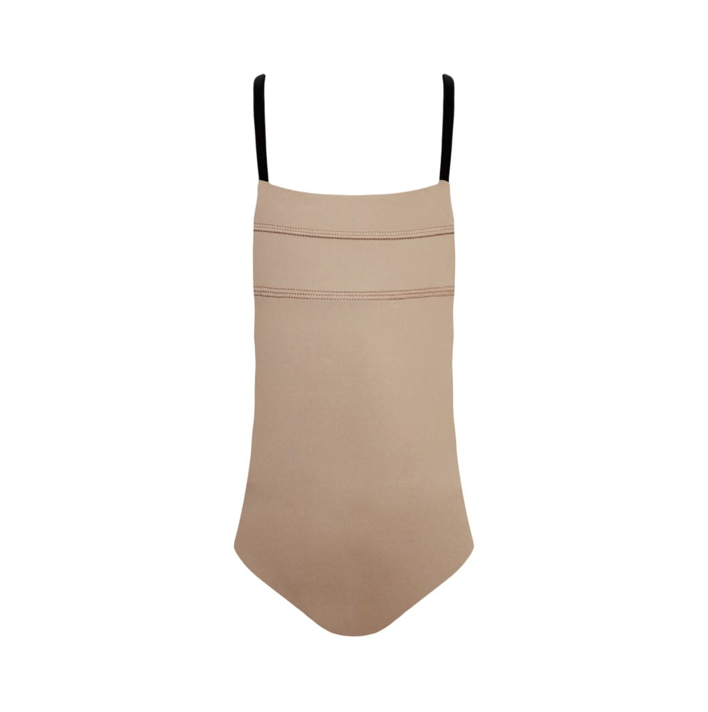 Linda Raff Collection -One-Piece FINI KIDS Hazelnut