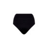 Linda Raff Collection -CULOTTE MART BLACK