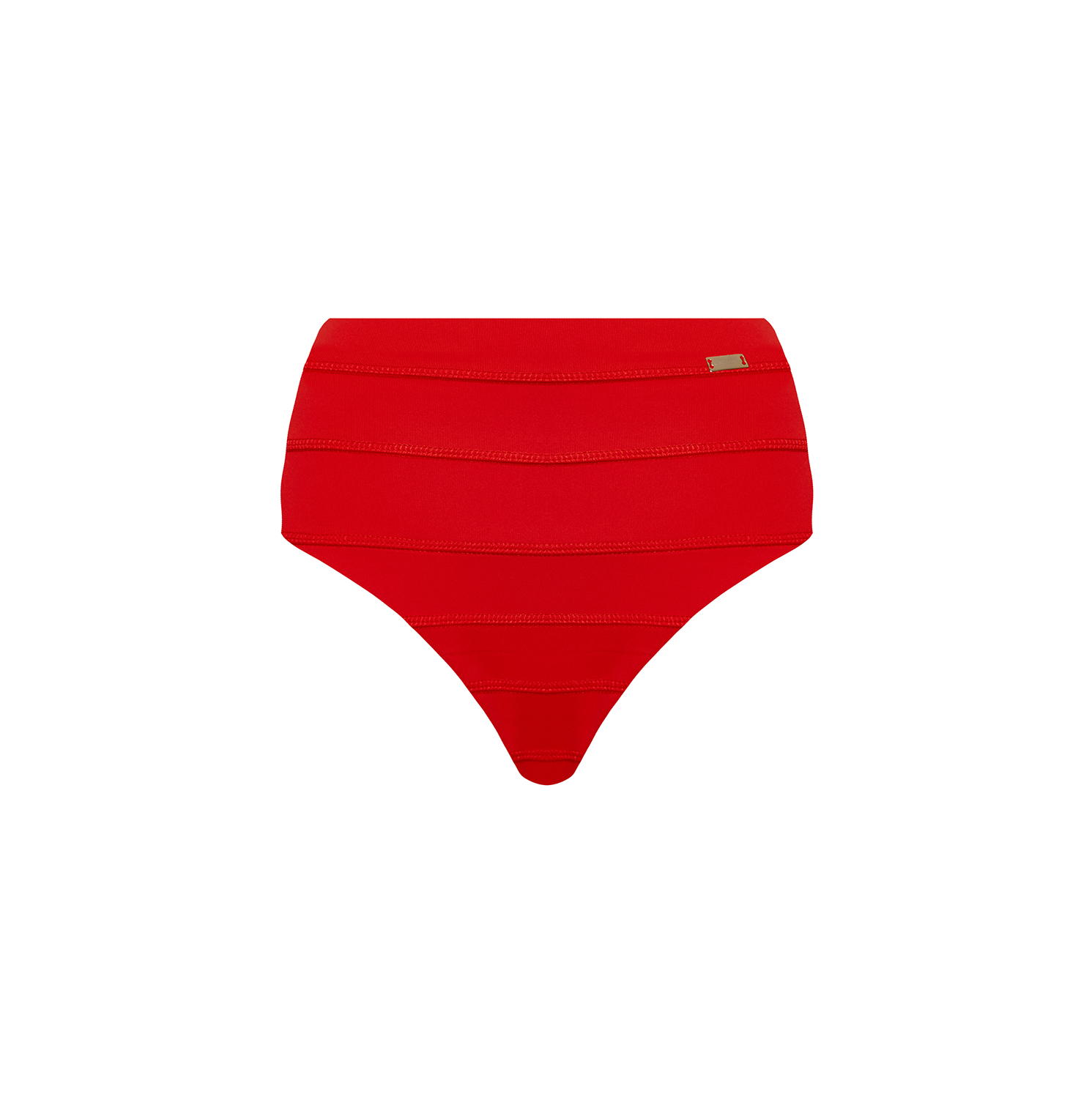 Linda Raff Collection -CULOTTE MART RED