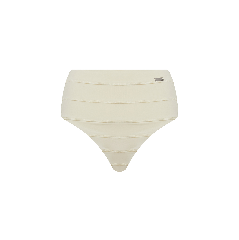 Linda Raff Collection -Culotte MART White Nikel