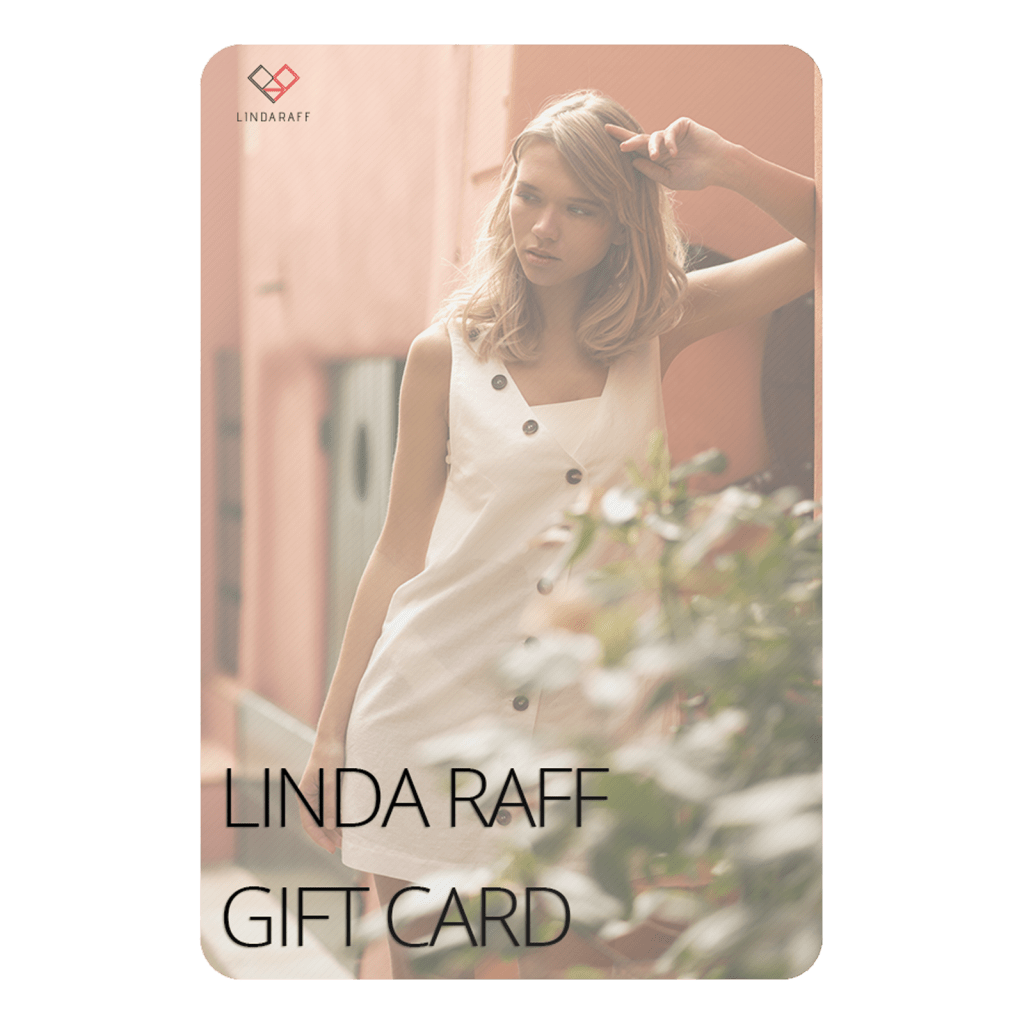 Linda Raff Collection -Gift card Linda Raff