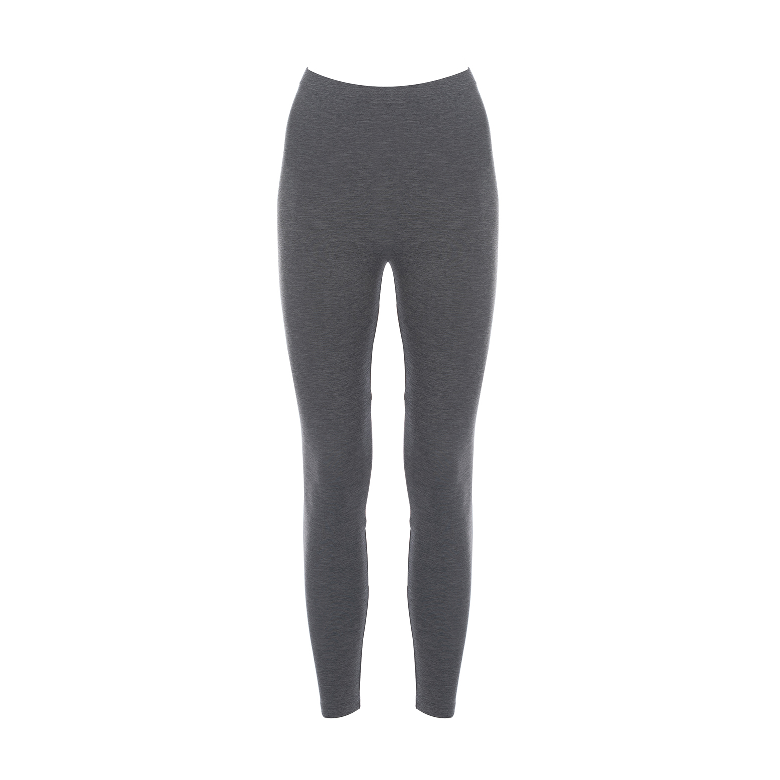 Linda Raff Collection -Leggings Reformer Grey Mèlange