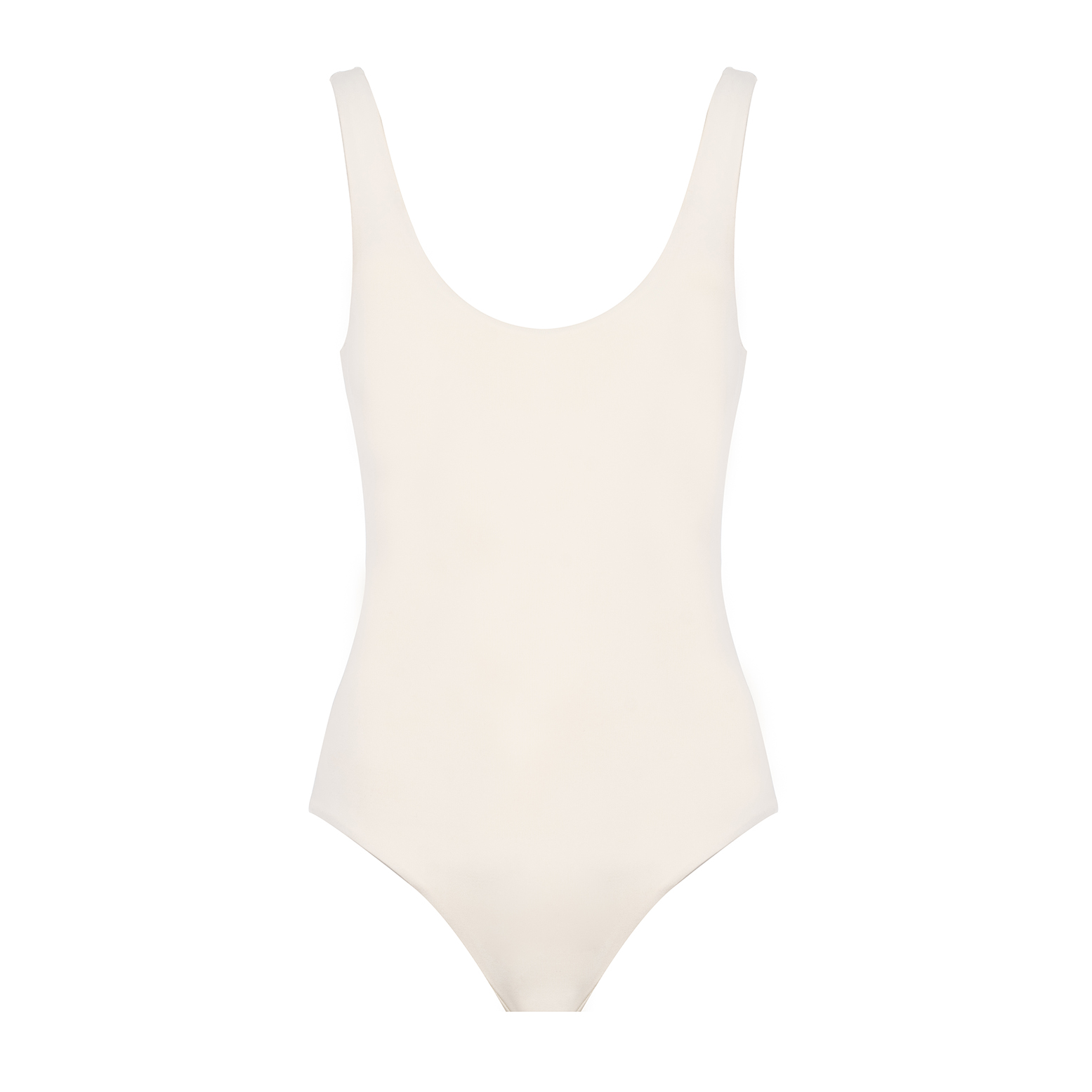 Linda Raff Collection -ONE-PIECE BASIC WHITE