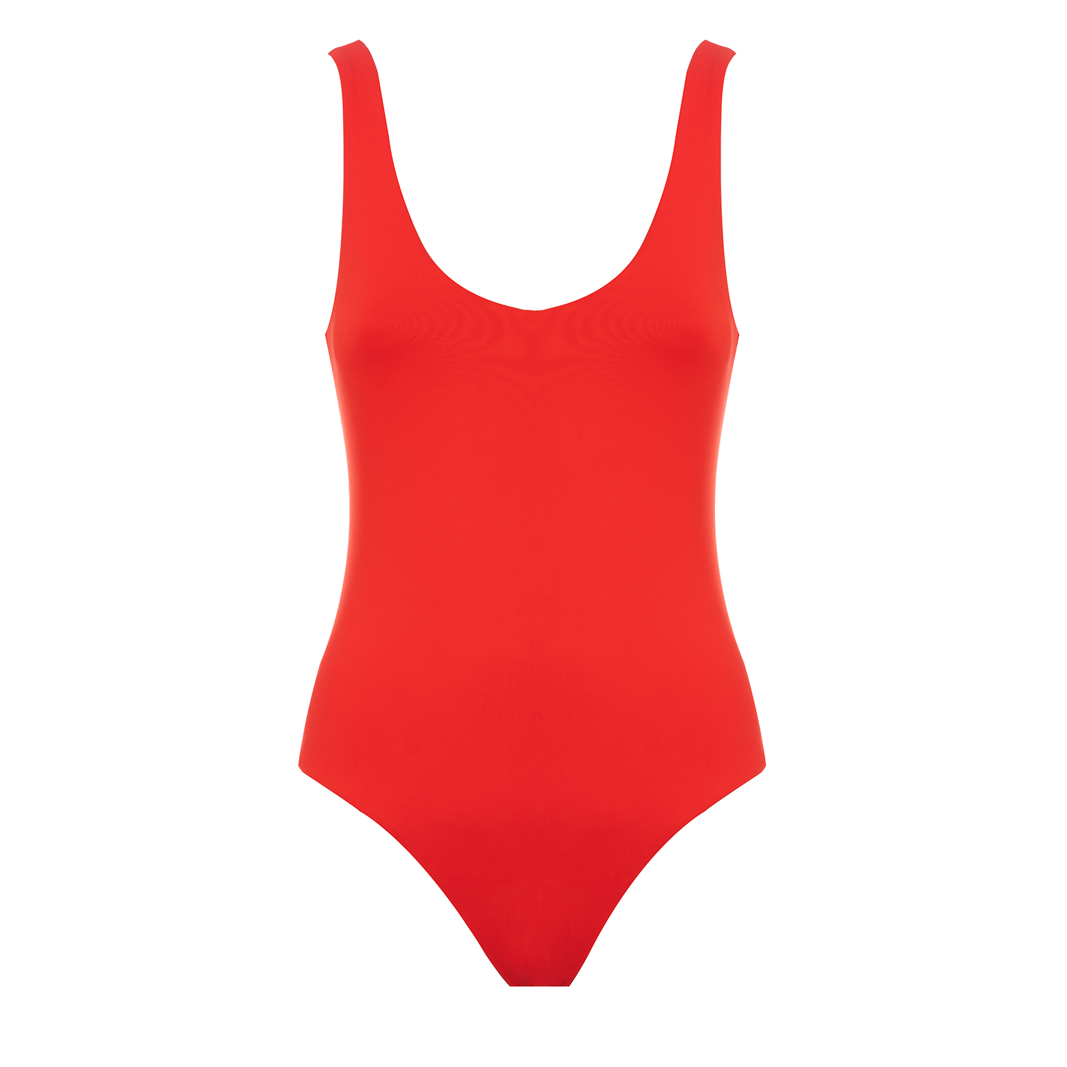 Linda Raff Collection -ONE-PIECE BASIC RED