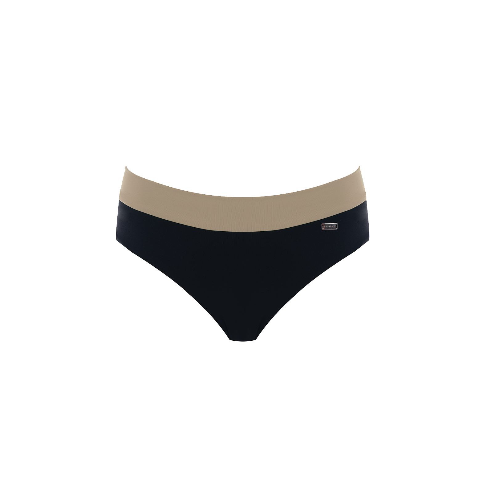 Linda Raff Collection -SLIP FOX BLACK&HAZELNUT