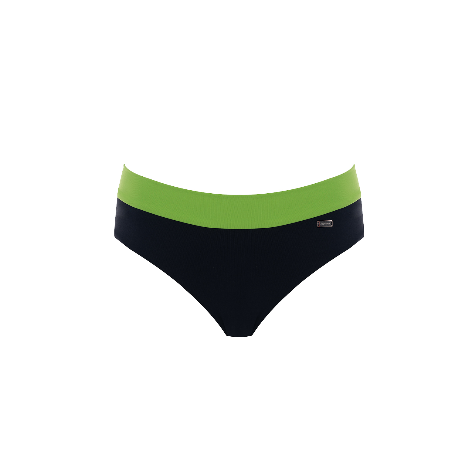Linda Raff Collection -SLIP FOX BLACK&VITAMIN GREEN