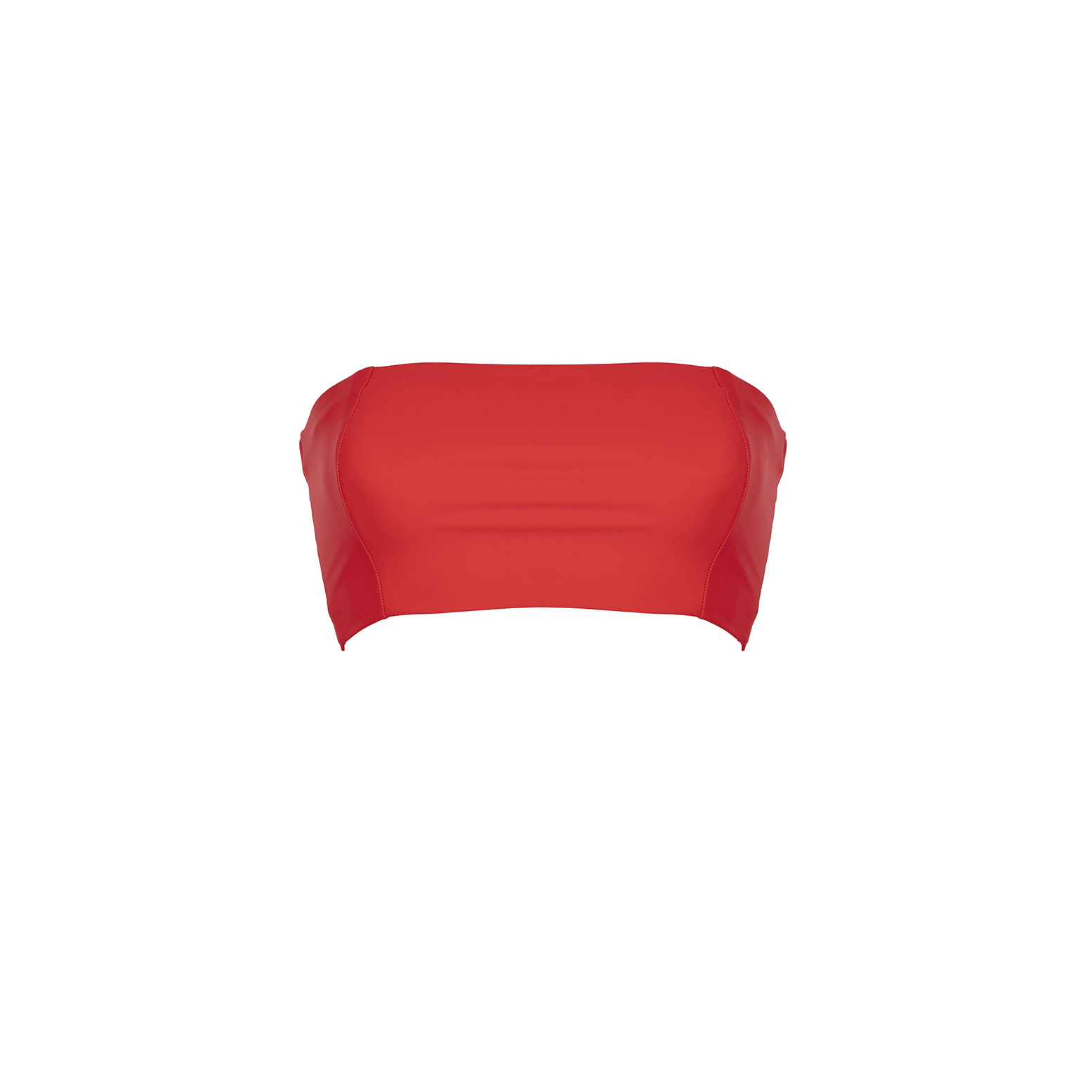 Linda Raff Collection -TOP TIRA ECO RED