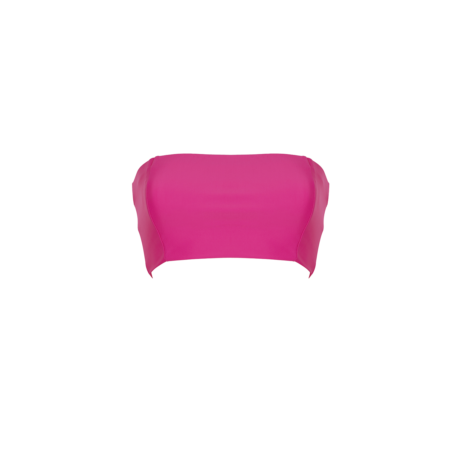Linda Raff Collection -TOP TIRA ECO MAGENTA