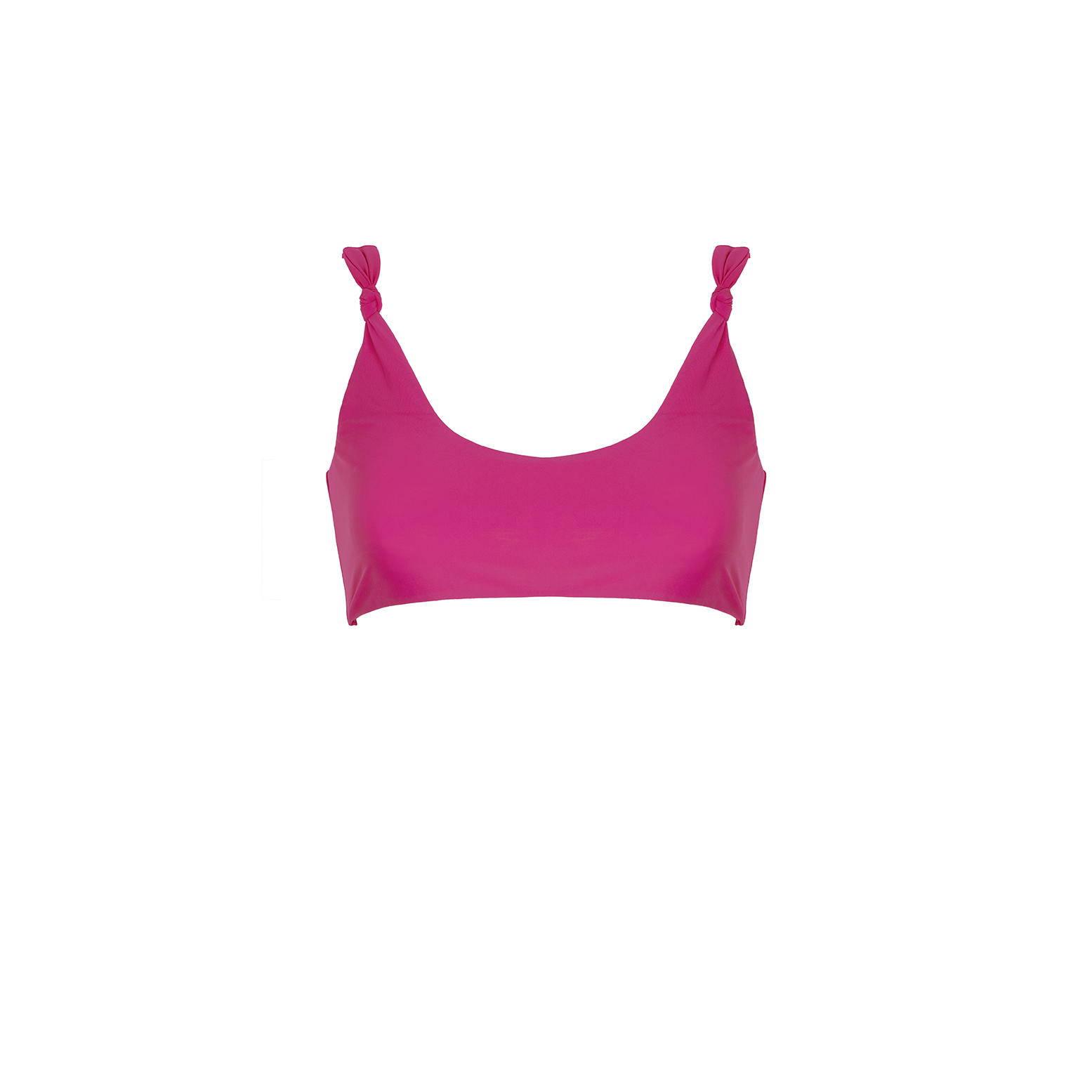 Linda Raff Collection -TOP NODE ECO MAGENTA