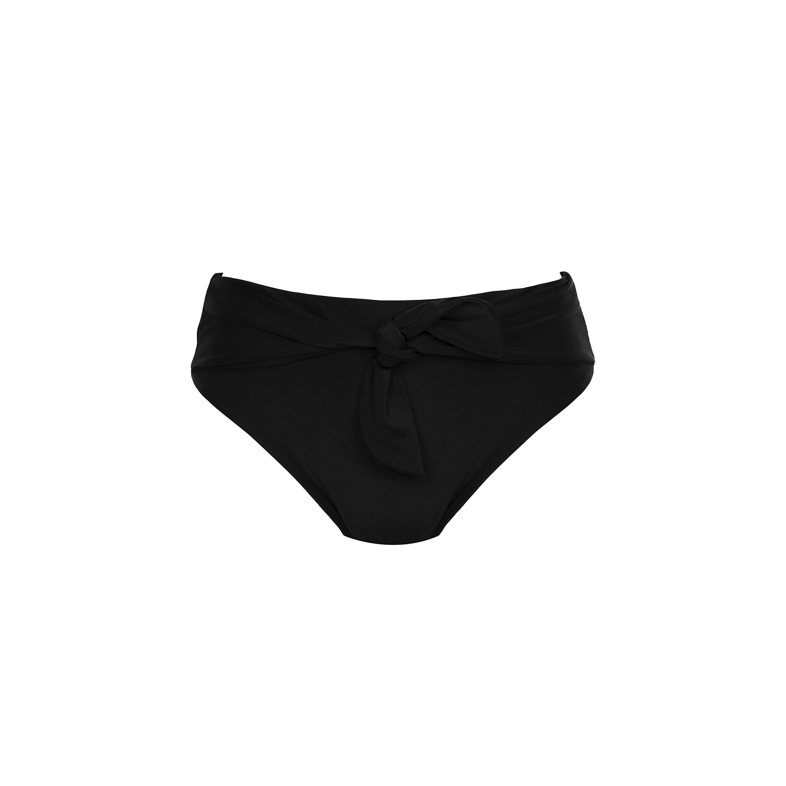 Linda Raff Collection -SLIP BELT ECO BLACK