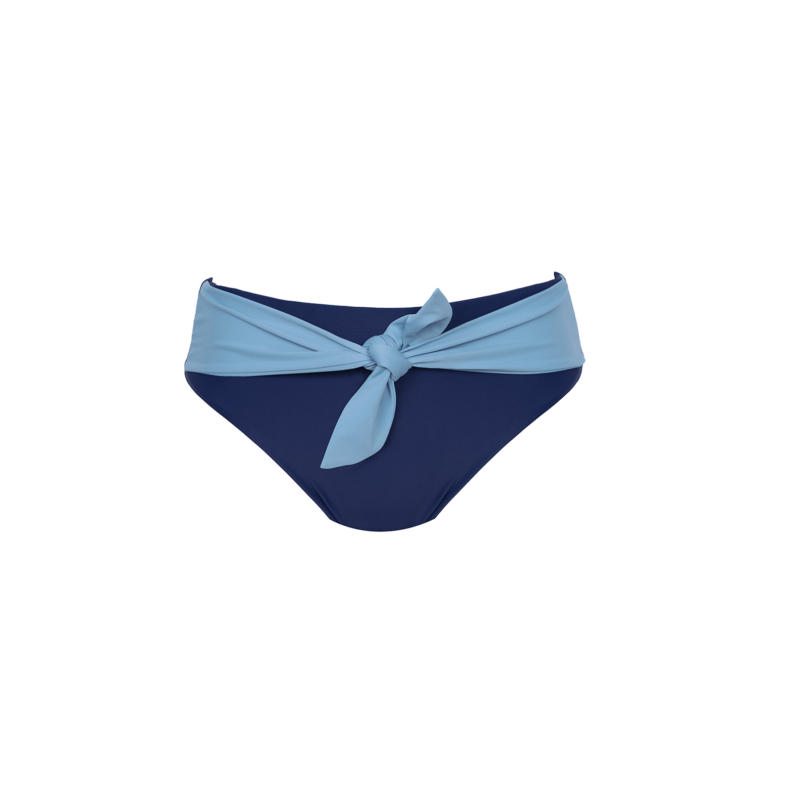 Linda Raff Collection -SLIP BELT ECO BLUEBERRY & VENTO