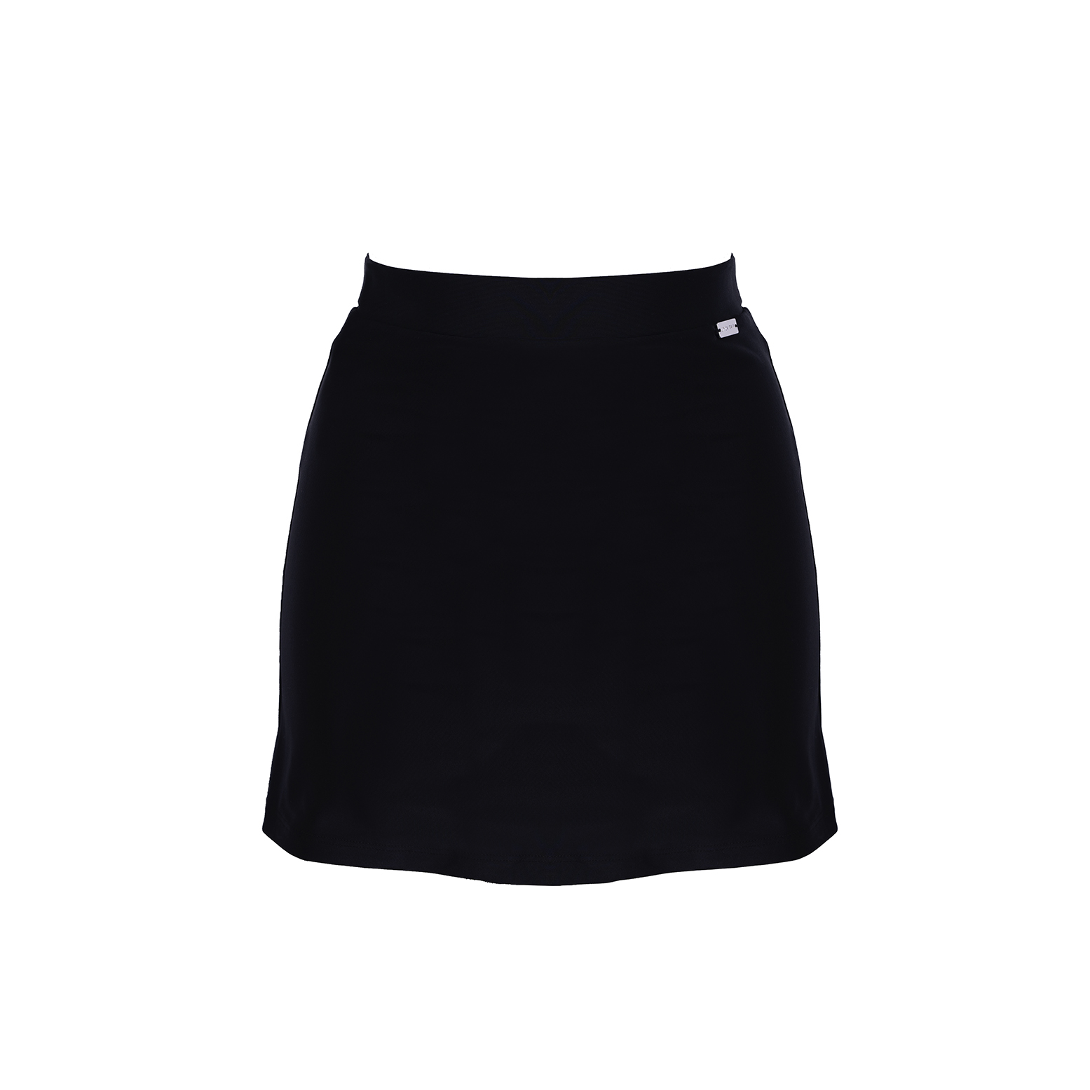 Linda Raff Collection -SKIRT ECO BLACK
