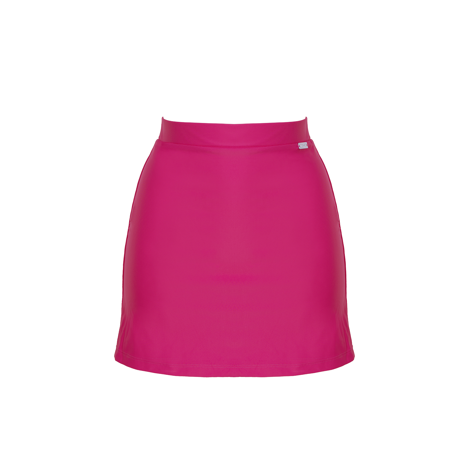Linda Raff Collection -SKIRT ECO MAGENTA