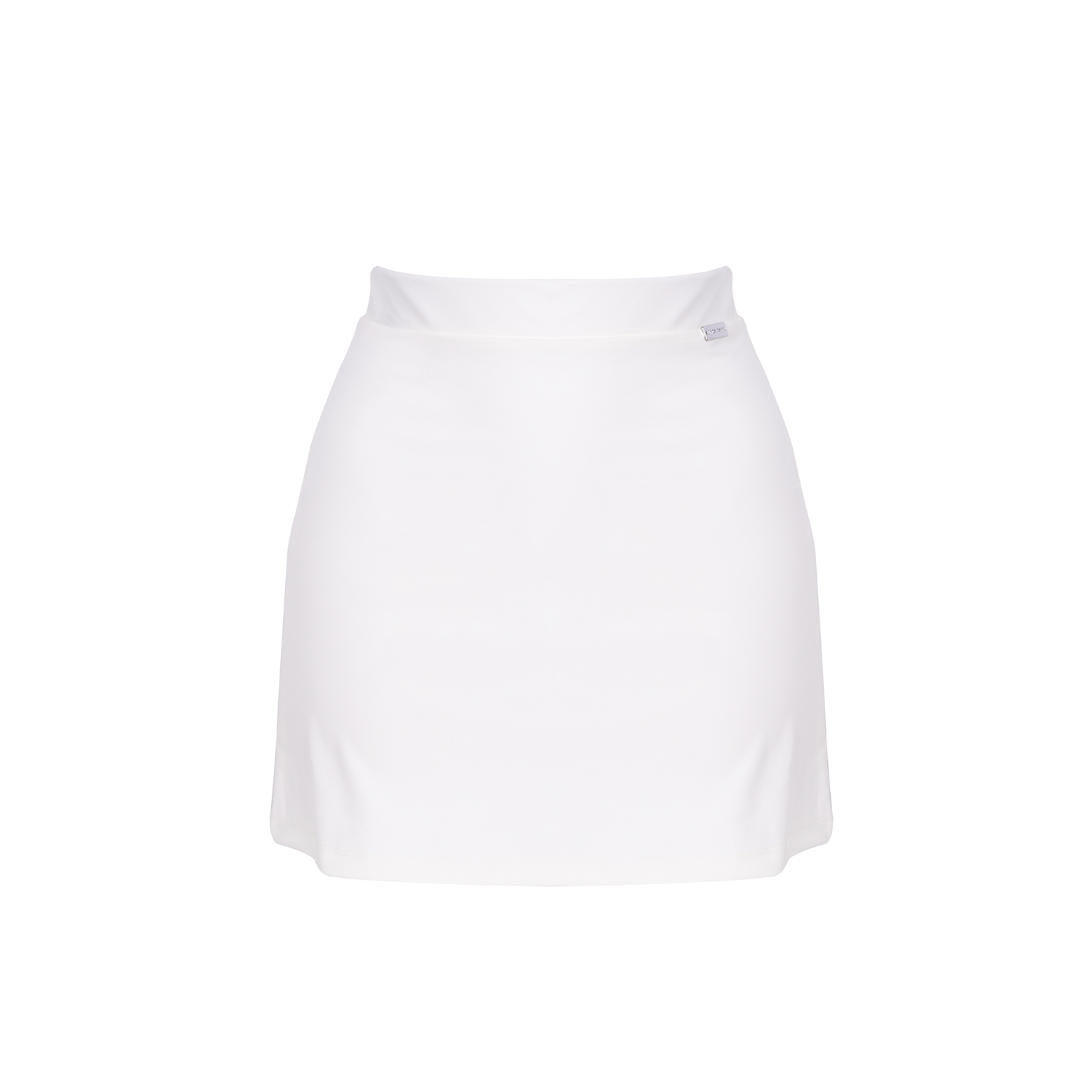 Linda Raff Collection -SKIRT ECO AVORIO