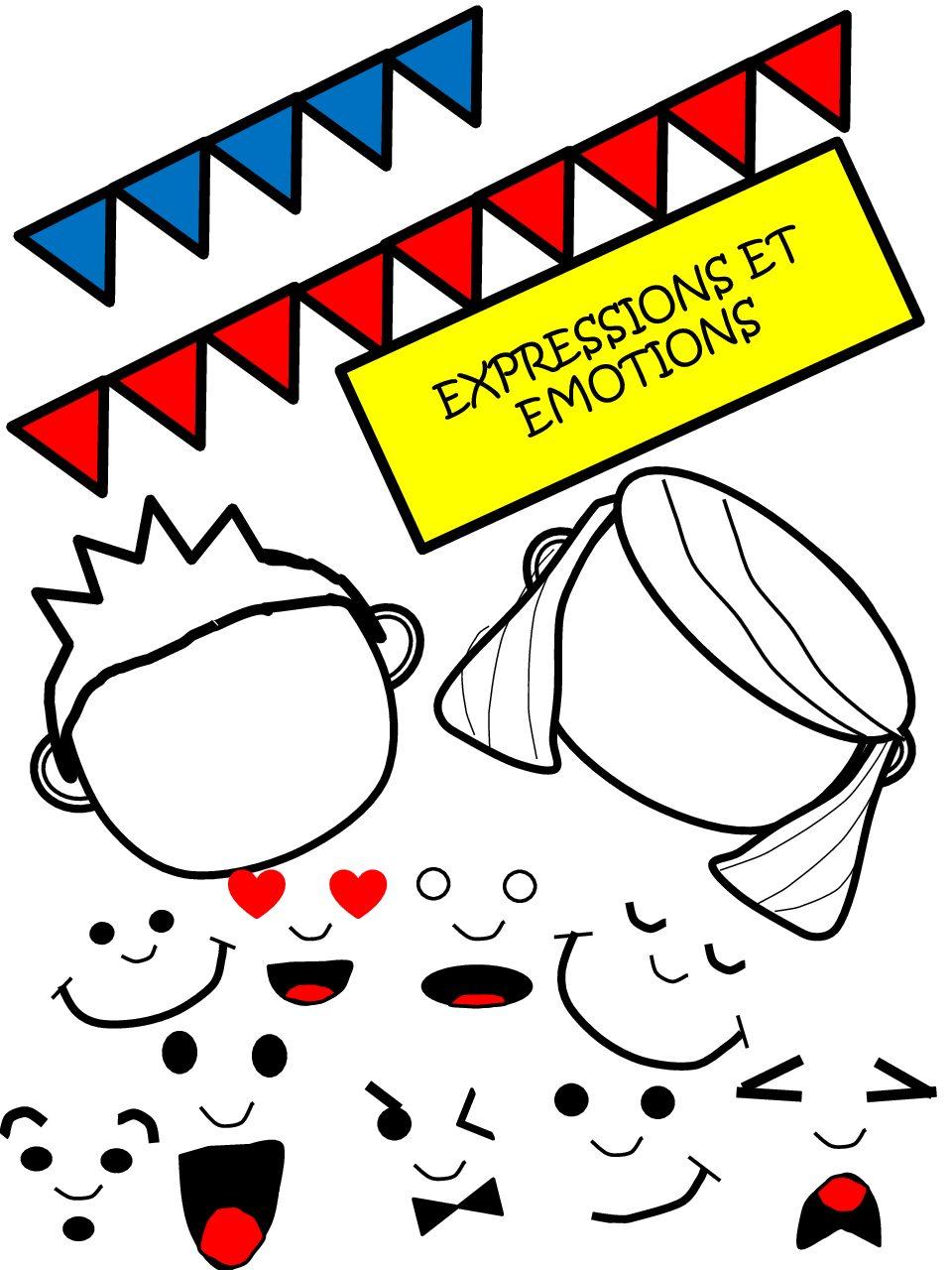 Créakit Expressions Et émotions Pour Les Enseignants Cp Ce1 Ce2