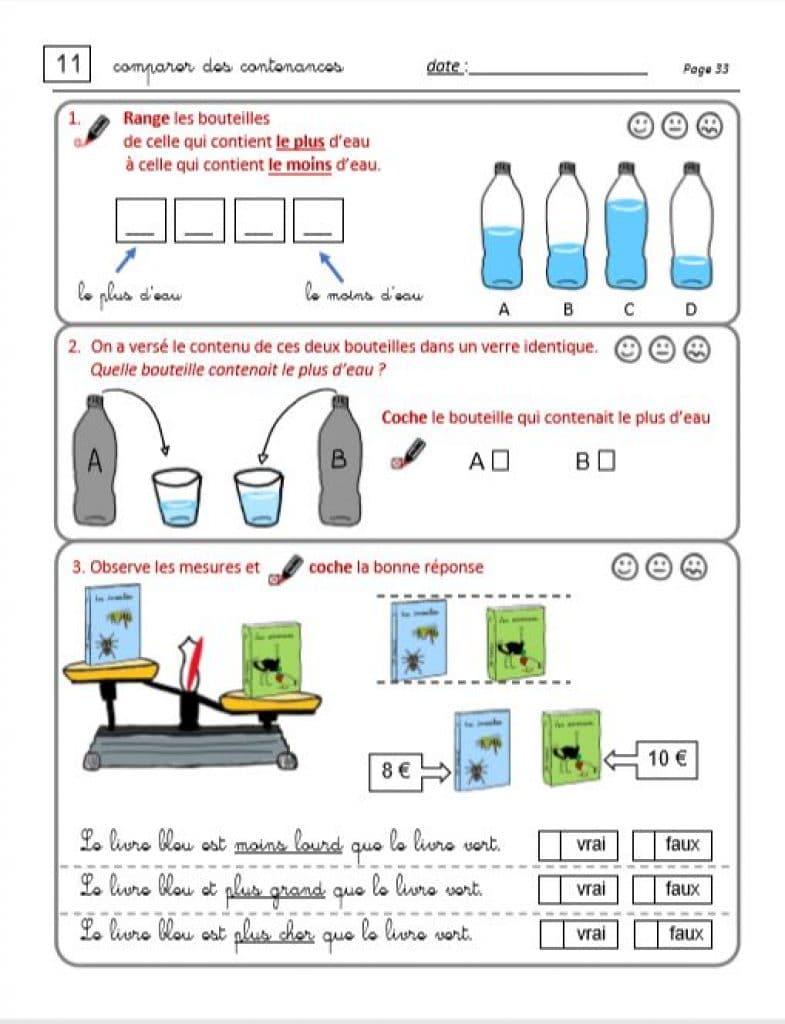 Maths CP : Fiches, Exercices et Jeux à Télécharger - La ...