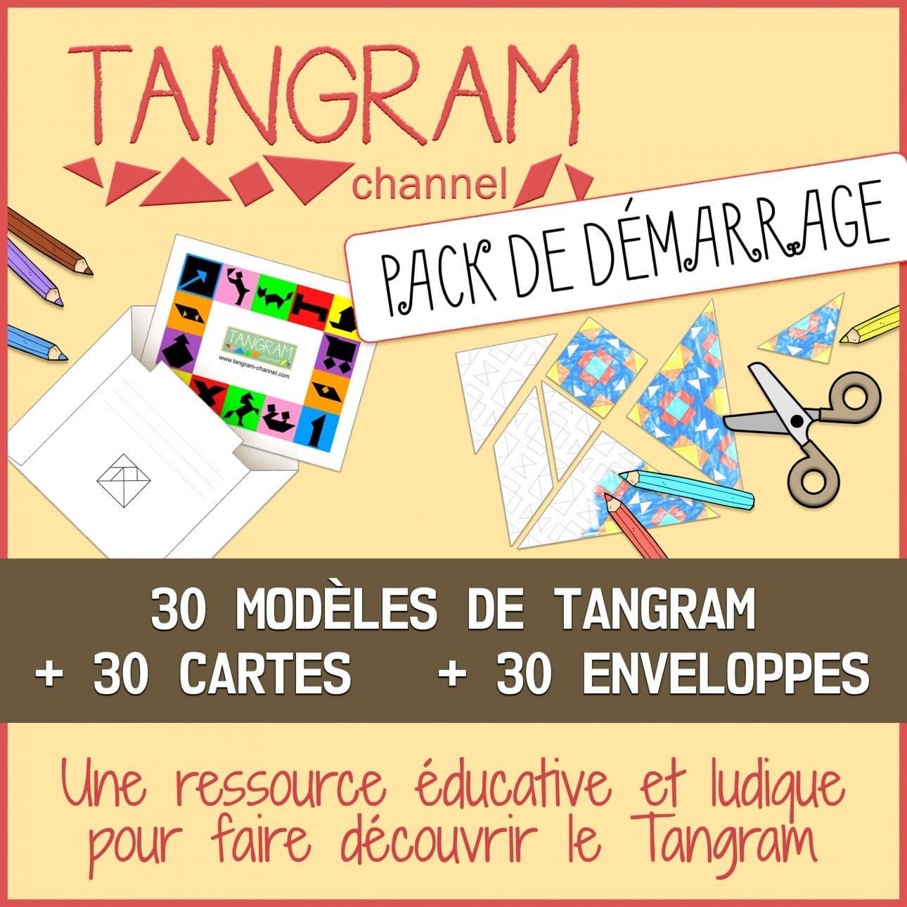 Tangram Channel – PACK DE DEMARRAGE