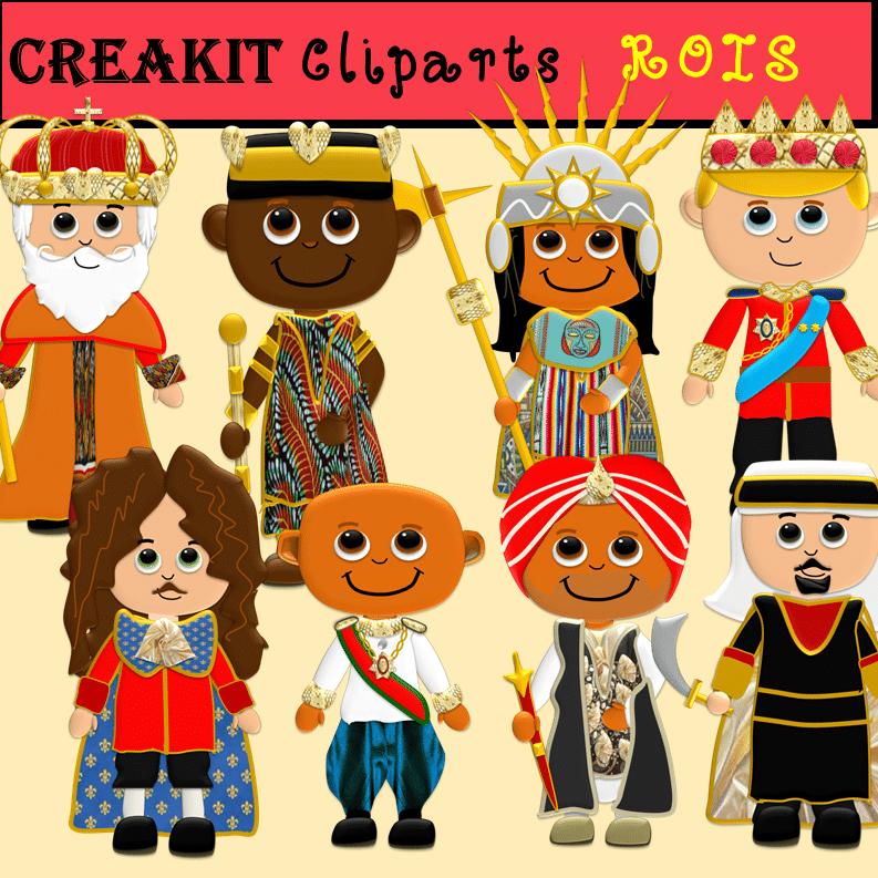 cliparts CreaKit ROIS