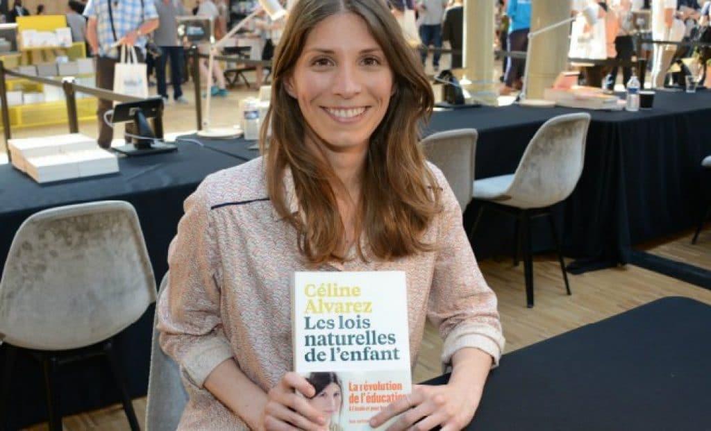 Celine Alvarez - Les lois naturelles de l'enfant