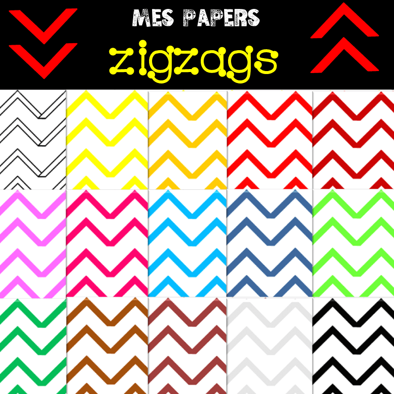 mes PAPERS Zigzags