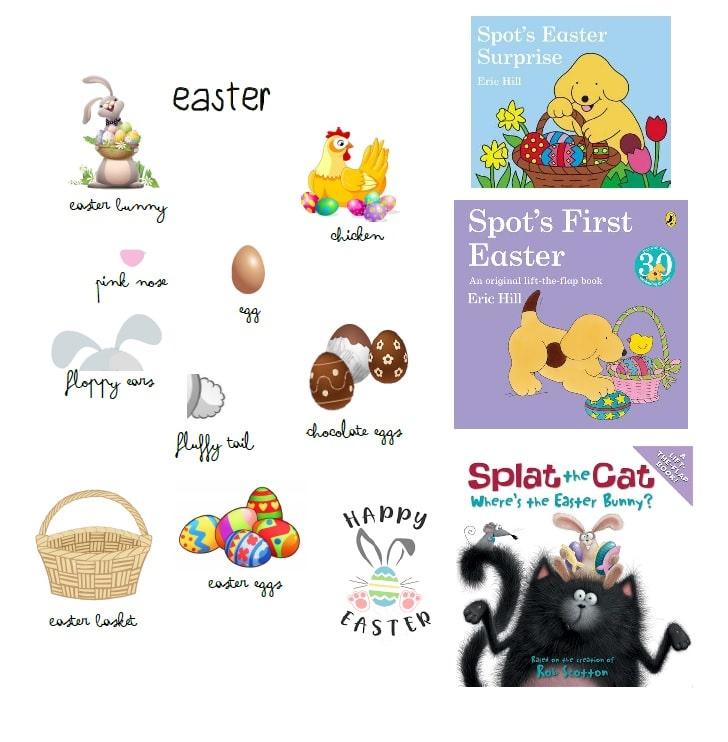 Coloriage De Paques En Anglais.Sequence Anglais Easter Cp Ce1 Ce2 Cm1 Cm2 Maternelle La