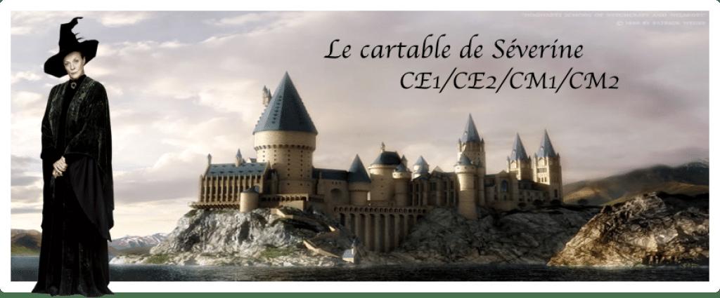 Le cartable de Séverine