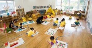 Pédagogie Montessorit pour Maternelle