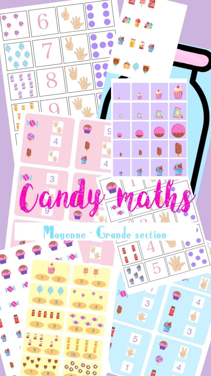 Candy Maths
