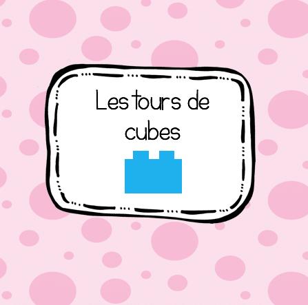 Les tours de cubes