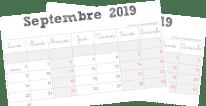 Lire Un Calendrier Ce1.Calendriers Pour 2019 2020 Pdf Decouverte Du Monde Ce1