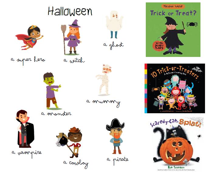 Séquence Halloween