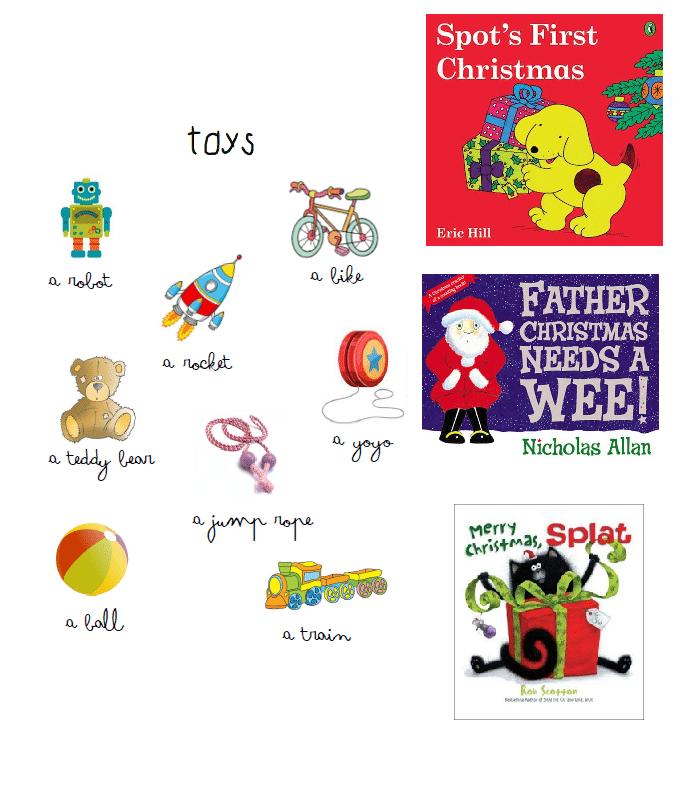 Séquence Christmas