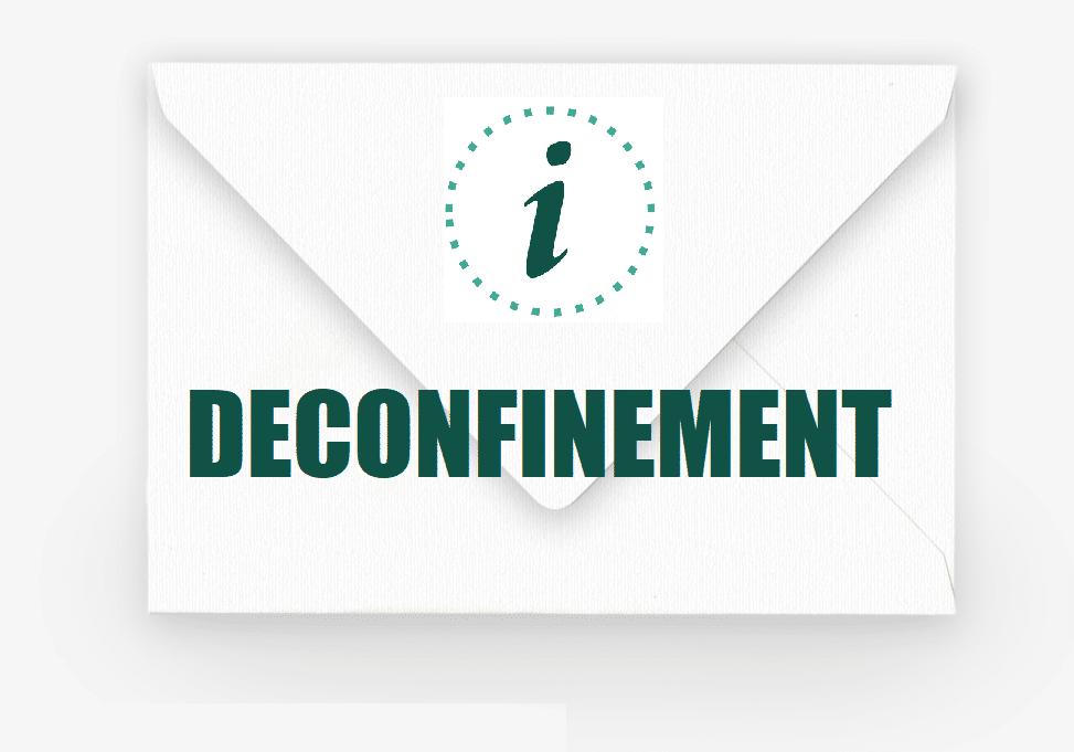 Lettre d'informations et de recommandations pour la réouverture des écoles adressée aux parents