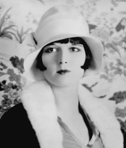 Cappello cloche, Louise Brooks