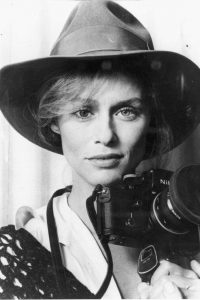 Cappello Fedora, Lauren Hutton