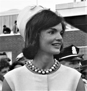 Cappello Pillbox, Jacqueline Kennedy