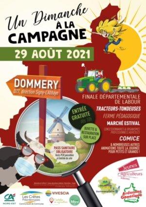 Dimanche Campagne 29/08/21
