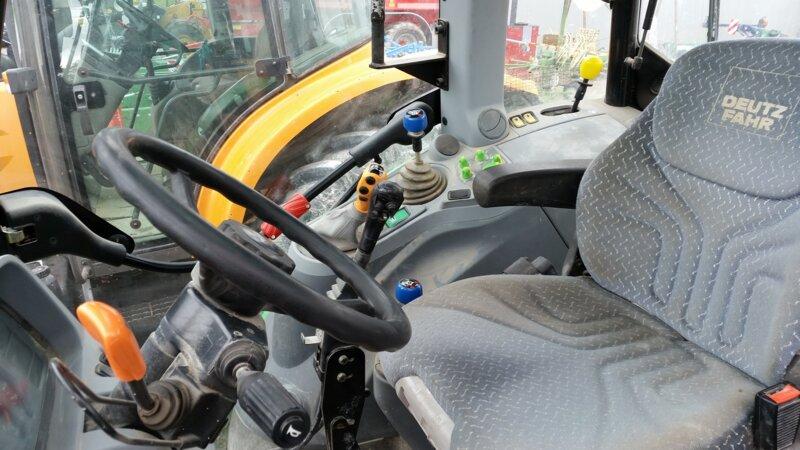 Tracteur Deutz K420