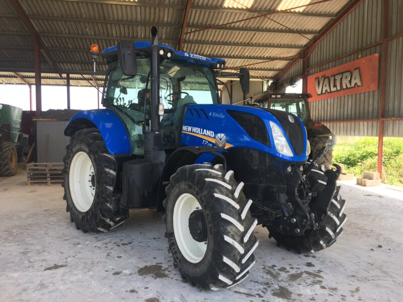 Tracteur New Holland NH T7.175 Power Command