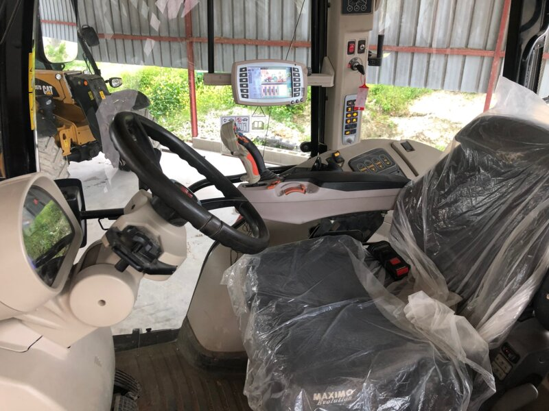 Tracteur MF 7622 Dyna VT