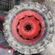 2 roues complètes pour pulvérisateur ou tracteur Fendt dimension 520/70R38