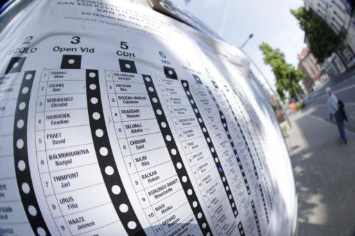 verkiezingen België