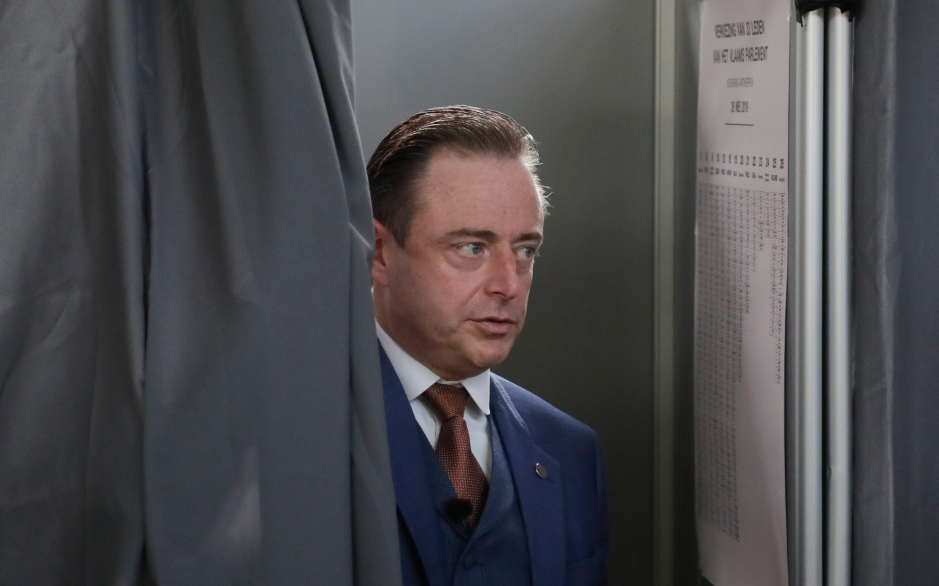 Bart De Wever verkiezingen