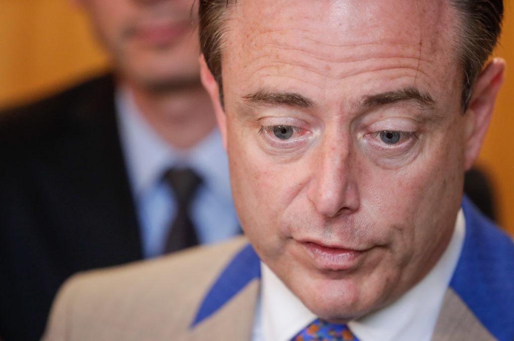 Bart De Wever begint aan de Vlaamse coalitievorming na de verkiezingen van 2019