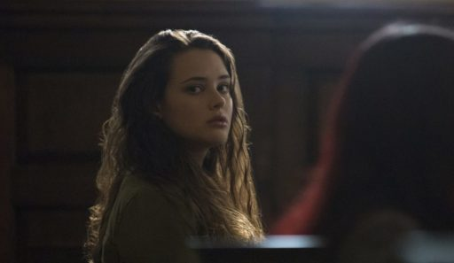 Hannak Baker (Katherine Langford) in 13 Reasons Why